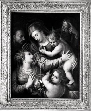Guerra, Antonio, Collezione A. Boschetto, Orazio Samacchini, Sposalizio mistico di Santa Caterina, gelatina/ carta, CC BY-NC-ND