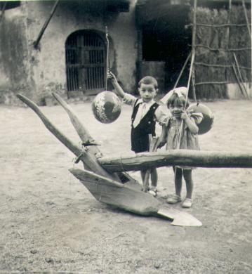 Pellis, Ugo, Montevarchi (AR), Aratro in legno, pellicola, CC BY-NC-ND