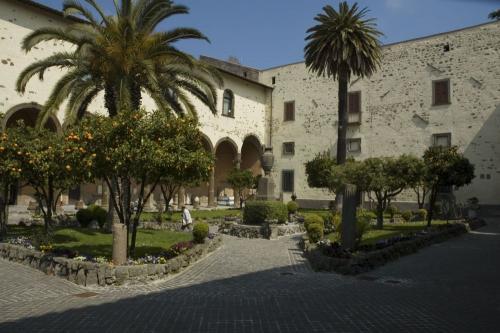 Cortile del Sangallo, CC BY-SA