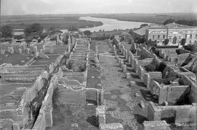 Archivio fotografico degli Scavi di Ostia