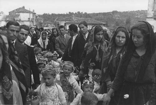De Antonis, Pasquale, Rapino (Chieti). Festa delle Verginelle., Stampa alla gelatina bromuro d'argento, CC BY-NC-ND