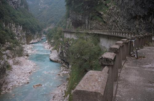 Fignon, Beno, Vecchia strada dalle Valcellina, da negativo, CC BY-NC-ND