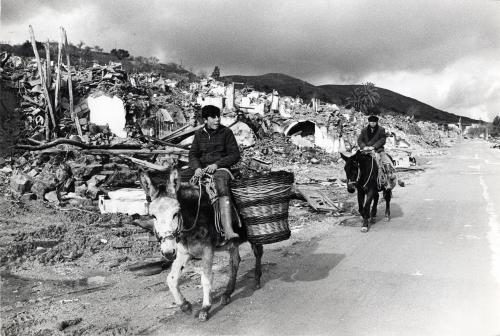 Nicolini, Toni, Sicilia occidentale. Un anno dopoil terremoto, Toni Nicolini, CC BY-SA