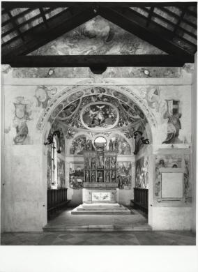 Elio e Stefano Ciol, Pomponio Amalteo, Affreschi della chiesa di Santa Maria delle Grazie, Prodolone (San Vito al Tagliamento), CC BY-SA