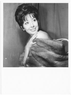 Cagliero, Ernesto, Primo piano dell'attrice Marisa Del Frate, stampa recente da negativo, CC BY-SA