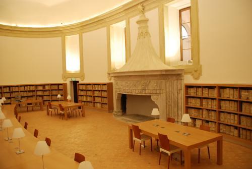 Archivio Storico Capitolino, Oratorio dei Filippini. Sala Ovale, immagine Jpeg, CC BY-NC-ND