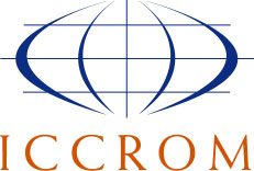 Logo International Centre for the Study of the Preservation and Restoration of  Cultural Property – ICCROM