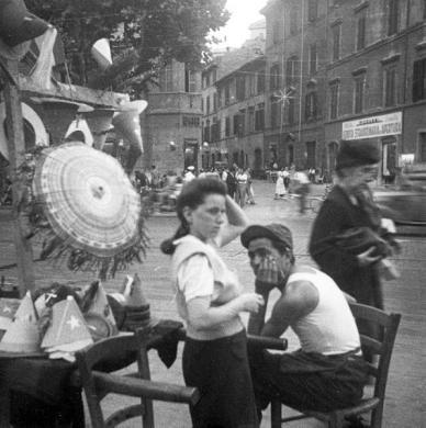 Crocenzi, Luigi, Roma, stampa ai sali d'argento, CC BY-SA
