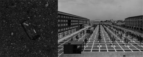 Davies, John, Milan: Real Estate, gelatina bromuro d'argento / carta / alluminio, CC BY-NC-ND