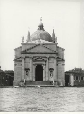 Osvaldo Böhm, Andrea Palladio, Chiesa del Redentore, Venezia, CC BY-SA