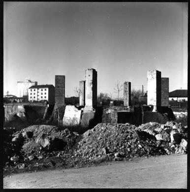 Sacconi, Achille, Milano, gelatina bromuro d'argento / carta, CC BY-NC-ND