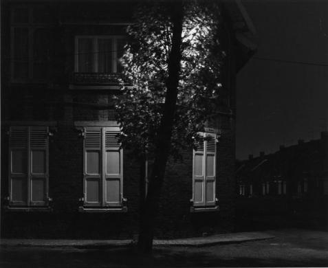 Fastenaekens, Gilbert, Lens dalla serie Nocturne, gelatina bromuro d'argento / carta, CC BY-NC-ND