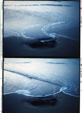 Hammacher, Arno, Atlantico, Portogallo, Estremadura. Dialettica materialistica di Mao Tze Tung, stampa cromogenica / carta / cornice, CC BY-NC-ND