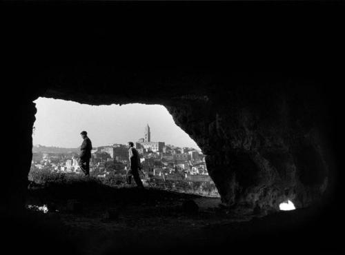 Patellani, Federico, Matera, 1952, gelatina bromuro d'argento / pellicola in rullo negativa, CC BY-NC-ND