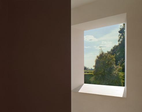 Fossati, Vittore, Villa Menafoglio Litta Panza di Biumo, stampa cromogenica / carta / alluminio, CC BY-NC-ND