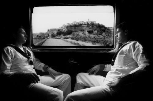 Salbitani, Roberto, dalla serie Viaggio, gelatina bromuro d'argento / carta, CC BY-NC-ND