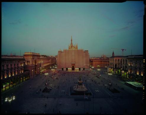 Gentili, Moreno, La Fabbrica del Duomo, stampa ink-jet / carta / Dibond / cornice, CC BY-NC-ND
