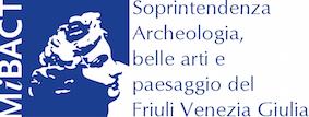 Logo Soprintendenza Archeologia, Belle Arti e Paesaggio del Friuli Venezia Giulia, Mibact