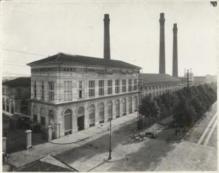 Archivio storico fotografico AEM