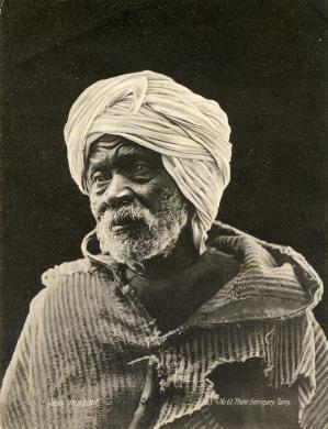 Garrigues, J. 1880/1900, Vieux mendiant. [Tunisia], CC BY-SA