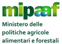 Logo Ministero delle politiche agricole alimentari e forestali
