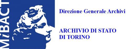 Logo Archivio di Stato di Torino, Mibact