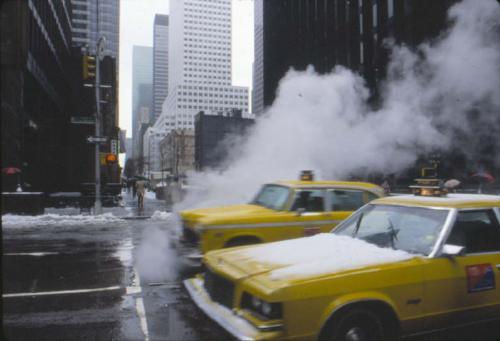 Zaugg, Klaus, New York, gelatina bromuro d'argento / pellicola in rullo negativa, CC BY-NC-ND