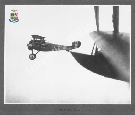 Visione alata della guerra d'Italia. Il volo, Gelatina ai sali d'argento, CC BY-SA