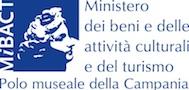 Logo Certosa e Museo di San Martino, Mibact