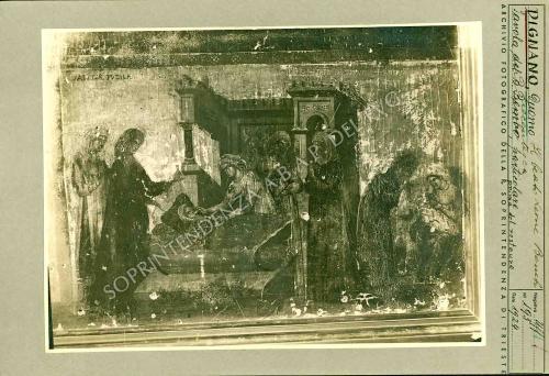 R. Soprintendenza di Trieste - Coll. d' Ufficio, Dignano prov. di Pola -  Duomo - Tavola del Beato Leone Bembo - particolare, 1924, CC BY-NC-ND