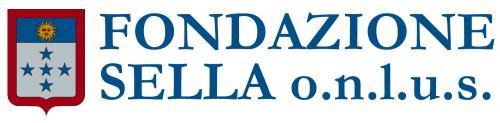 Logo Fondazione Sella Onlus