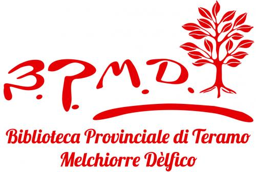 Logo Biblioteca Melchiorre Dèlfico