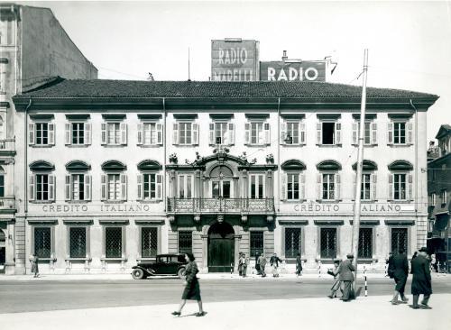 Sede di Trieste del Credito Italiano, 1938, CC BY-NC-ND