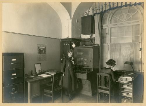 Ufficio di Rappresentanza di Berlino del Credito Italiano, 1925 circa, CC BY-NC-ND