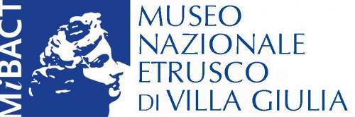 Logo Museo Nazionale Etrusco di Villa Giulia, Mibact
