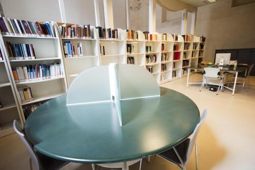 La Biblioteca del CCR, CC BY-SA
