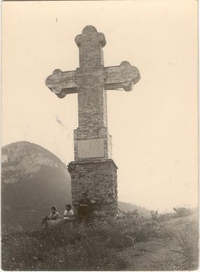Dentoni-Litta Fernando, La Croce della Valle di San LIberatore SAlerno, 1970 circa, CC BY-SA