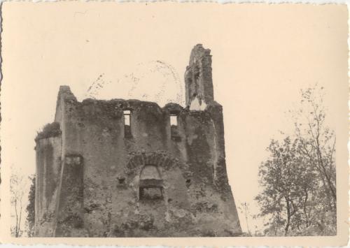 Fernando Dentoni Litta, Chiesa di San Feice in Felline o dei Moscani Salerno, 1970 circa, CC BY-SA
