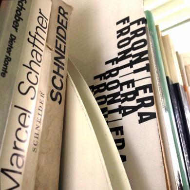 Alcuni dei materiali bibliografici sull'arte contemporanea a disposizione degli utenti, CC BY-SA