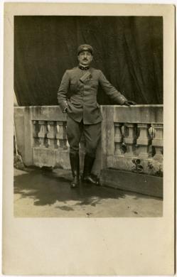 Ritratto di Giacomo Cohen, 14 aprile 1917 (Fondo Cataldo Rosanna), CC BY-SA