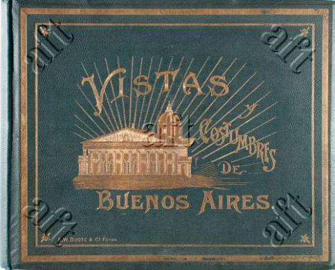 Boote, Arturo W. (1861/ 1936), Vistas y costumbres de Buenos Aires [sic], 1890 circa, albumina/ carta, CC BY-NC-ND