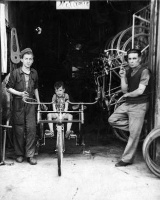 Il Meccanico di Biciclette, CC BY-SA