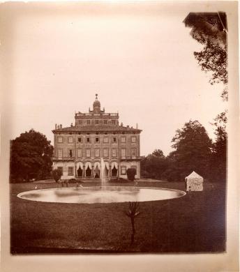 Anonimo, Carmigliano, Villa Torrigiani, albumina, CC BY-SA