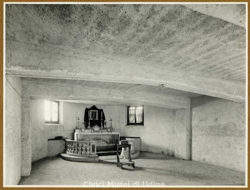 Brisighelli, Attilio, Chiesa del Cristo, Udine, gelatina bromuro d'argento/ carta, CC BY-NC-SA