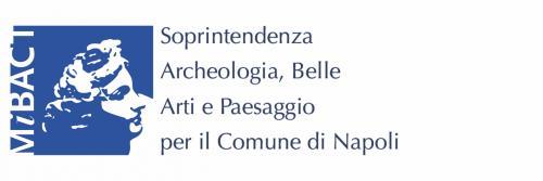 Logo Soprintendenza Archeologia, Belle Arti e Paesaggio per il Comune di Napoli, Mibact