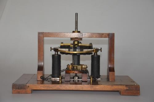 Motore di Pacinotti (generatore di corrente continua), CC BY-SA