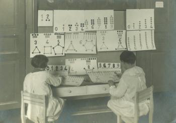 Archivio fotografico scolastico
