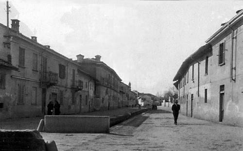 Tornaco, via IV novembre, CC BY-SA