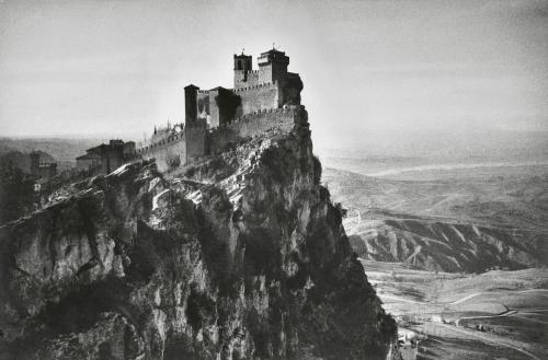 Andreis, Felice, San Marino, 1936, Stampa vintage al bromuro d'argento (40,5x42 cm), CC BY-SA