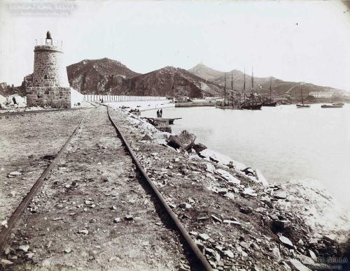 Besso, Vittorio, Carloforte, porto, Albumina, CC BY-SA